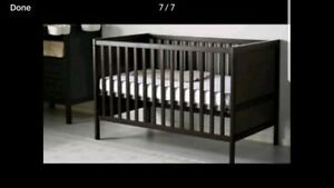IKEA crib & mattress $50