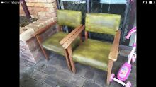 Vintage chairs Willetton Canning Area Preview