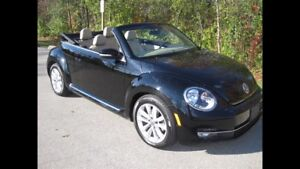 2013 VW Beetle Convertible Highline Edition