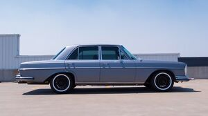 Mercedes 280SE 1971 V8. Collectable. Kellyville The Hills District Preview