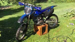 2004 yzf250