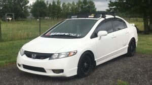 Honda Civic Si 8Th Gen