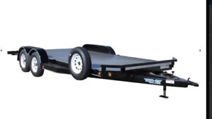 20 foot 7,000 Lb  NEW car and equip trailer $3,850 ALL IN!!