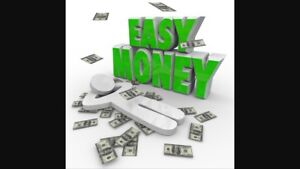 Work from home , 80 dollars an hour or more !
