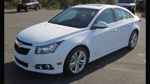 2014 Chevrolet Cruze RS loaded