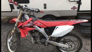 Honda CRF 250 & 450