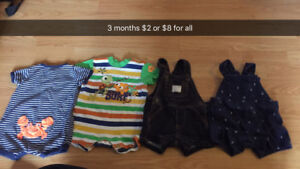 Baby boy clothes 3-6 (2)