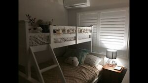 Triple bunk bed - 6 months old Birkdale Redland Area Preview