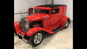 1930 Ford Model A Sedan delivery