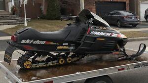 '98 Ski Doo Mach Z 800 Triple