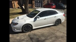 08 Subaru Impreza wrx 7800$ OBO NEED GONE this weekend