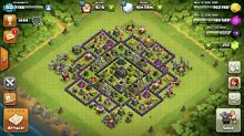 TownHall 9 Clash of Clans Base Cornubia Logan Area Preview