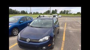 Volkswagen Golf Wagon TDI 2011 Highline
