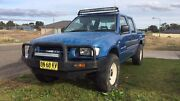2001 turbo diesel rodeo Hillvue Tamworth City Preview