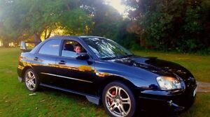 2005 subaru wrx Bomaderry Nowra-Bomaderry Preview
