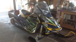 2009 Skidoo Summit 800r