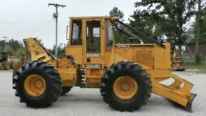 Line skidder and skid cat needed.