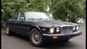 1985 jaquar xj6 super clean 2 owners low km 145000