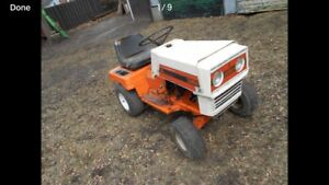 AMF 8/36  Lawn Tractor