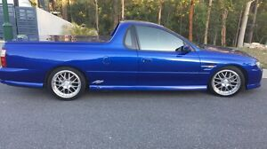 VZ SS UTE Cashmere Pine Rivers Area Preview