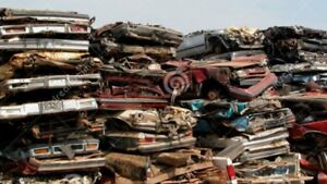Wanted unwanted scrap junk vehicles