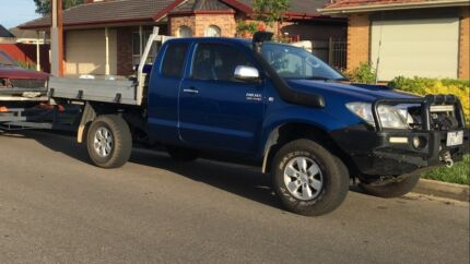 Wanted: 2009  Toyota Hilux SR5 Diesel