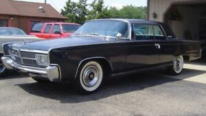 WANTED: 1964-1966 Imperial Coupe, 1973-1974 Riviera, or Mark III