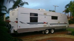 2008 Supreme Territory Caravan (24ft) Thornlie Gosnells Area Preview