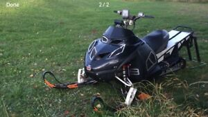 2012 Polaris iqr 600 clean fire injection