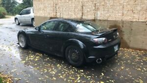 04 Mazda rx8 may trade or sell