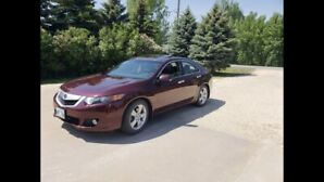 2009 Acura TSX **LOW KM** Fresh SAFETY