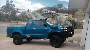 2005 SR5 Toyota Hilux 4.0 Reedy Creek Gold Coast South Preview