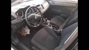 2009 Mitsubishi Lancer - Manual