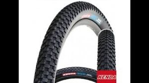 New 26x2.3 Kenda K-Rad Bicycle Tires Mountain Dirt Jumper 26""