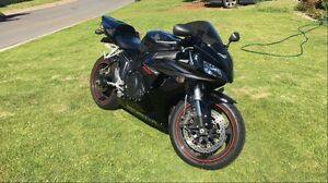 2007 cbr1000rr Hillbank Playford Area Preview