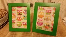 Owl Picture Frames Two Wells Mallala Area Preview