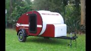 Teardrop camper Carey Bay Lake Macquarie Area Preview