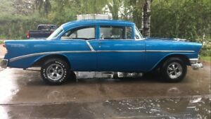WANTED 1956 Chevy Parts
