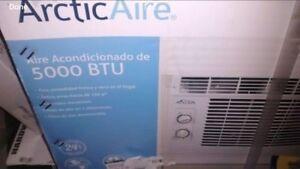 Artic Arie 5000 btu window AC unit