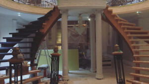 STAIRS INSTALATION AND REFINISHING 6477684554