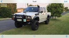 Turbo diesel hilux Ipswich Ipswich City Preview