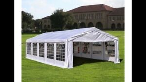 New 20x32 Party Tent