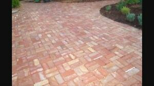 Old red brick pavers Marion Marion Area Preview