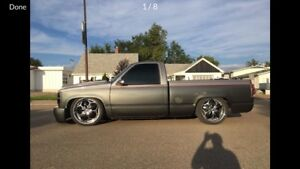 Chevrolet shortbox