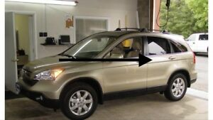 Wanted  2007 Honda CR-V parts
