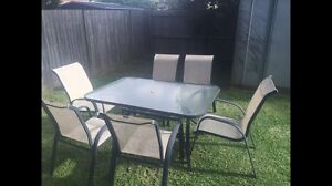 6 seater outdoor setting - great condition Bronte Eastern Suburbs Preview
