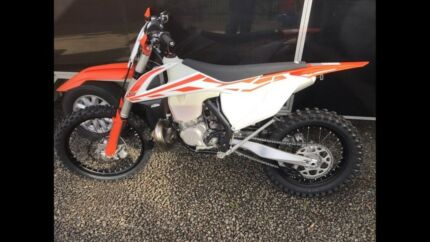 2017 Ktm 300 as new 11 hrs use