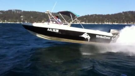 Speed, power boat for sale, pride 21 ft fishing or pleasure. Bexley North Rockdale Area Preview