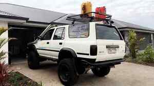 94 Toyota 4runner wagon (mod plated) Swaps or cash Minden Somerset Area Preview