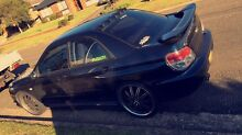 Subaru Impreza 06 Ruse Campbelltown Area Preview